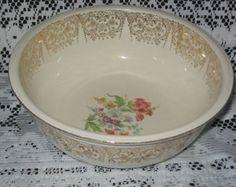 1946 Georgian Nautilus Eggshell USA China 12 piece dinnerware