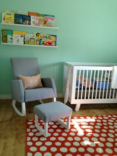 Hand-Crafted Rocking Chairs | Nursery Rockers | Danish Rockers | Glider Rockers