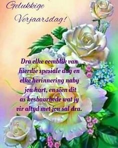 Image result for lekker verjaar tannie Birthday Prayer, Birthday Wishes Messages, Birthday Wishes Quotes, Birthday Greetings, Birthday Cards, Happy Birthday Friend, Birthday Wishes For Myself, My Children Quotes, Quotes For Kids