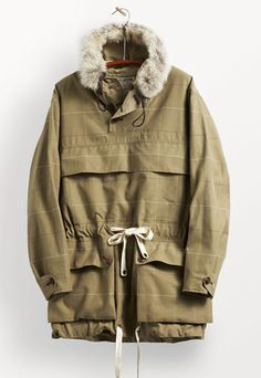 The Nigel Cabourn Antarctic Smock