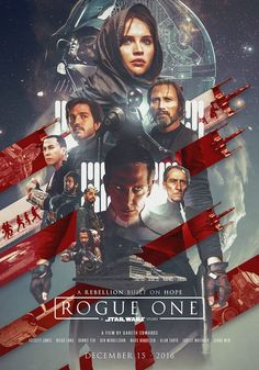 Rogue One by Laura Racero, via From up North