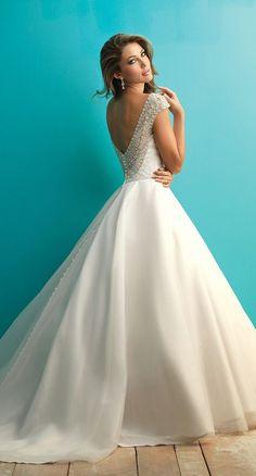 Trend Alert: 22 Stunning Designer Wedding Dresses - MODwedding