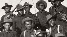 Black Time Travel | Today in Our Amazing Black History: The Story of the Buffalo Soldiers