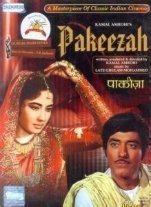 A masterpiece of Classic Indian Cinema: Pakeezah: dvd