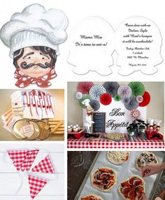 Pizza Party for Kids by FineStationery.com's blog The Finer Things