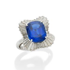 An interview with Marina Vieira, jewellery specialist and qualified gemmologist at Bonhams. #bonhams #vintage #engagementring Unusual Engagement Rings, Buying An Engagement Ring, Antique Jewelry, Vintage Jewelry, Expensive Jewelry, Baguette Diamond, Stone Rings, Diamond Cuts, Sapphire