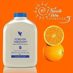 Forever Freedom has all the benefits of Aloe Vera Gel in a tasty, orange-flavored juice formula!  We've taken Glucosamine Sulfate and Chondroitin Sulfate - two naturally occurring elements that have been shown to help maintain healthy joint function and mobility - and married them with our stabilized Aloe Vera gel. #gabokakucko