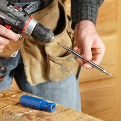 Instant Drill Extension - Pull the shank out of your multi-bit screwdriver and…