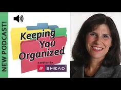 Get Your Desktop Organized - Keeping You Organized Podcast Episode 064 - YouTube