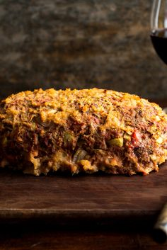 NYT Cooking: This recipe for choucroute loaf, vaguely Alsatian in its addition of smoked ham, apples, mustard and… Meatloaf Recipes, Pork Recipes, Cooking Recipes, Cooking Beef, Knead Bread Recipe, No Knead Bread, Smoked Ham, Sandwiches For Lunch, Muffins