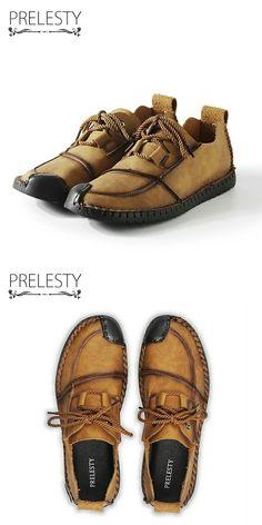 >> купить здесь << Prelesty Роскошный Городской Стиль Осень Натуральной Кожи Ручной Работы Мужчины Вождения Обувь Мокасины Мужские Обувь Повседневная Обувь Дышащая
