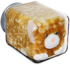 ThinkGeek :: Bonsai Kitty Plush  confession...when i was a kid i thought bonsai kittens were real and started a petition to make it stop.
