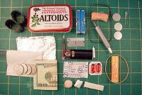 Altoid Tin Everyday Emergency Kit