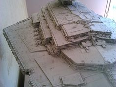 IMPERIAL STAR DESTROYER RC