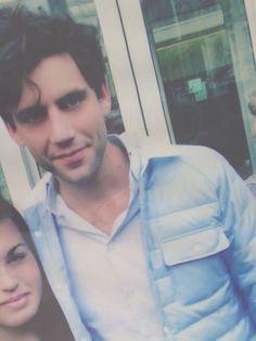 Mika in blue ♥