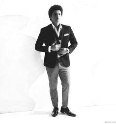 #BrunoMars #BlackAndWhite #SexyMan🔥🔥🔥😍😍