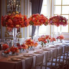 Tablescape | Renny & Reed Events and Floral Design #rennyandreed