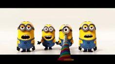 Joyeux anniversaire  Happy Birthday de la part des Minions en chanson !