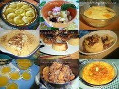 Cinco sentidos na cozinha: Dezoito sugestões de sobremesas para a mesa de Natal 2012