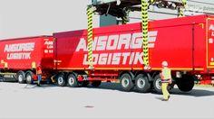 Ansorge Logistik prüft Eignung für den Kombinierten Verkehr