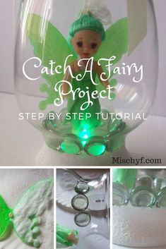 Try to catch a fairy