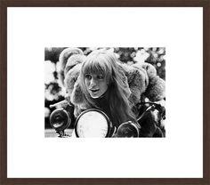 Jack Cardiff, Rebecca (Marianne Faithfull), 1968 / 2014 © www.lumas.de/ #Lumas