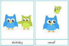 dichtbij - veraf Mamas And Papas, Spelling, Vocabulary, Pikachu, Indie, Teaching, School, Fictional Characters, Photos