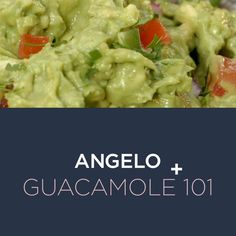 Mexican Food Recipes, Vegetarian Recipes, Cooking Recipes, Healthy Recipes, Yummy Appetizers, Appetizer Recipes, Dinner Recipes, Best Guacamole Recipe, Homemade Guacamole