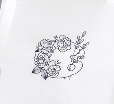 little tattoo — found on nathalybonilla…