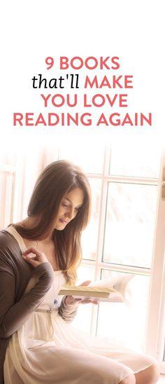 9 books that'll make you love reading again .ambassador