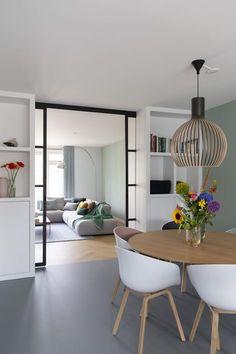 Home Room Design, Home Interior Design, Living Room Designs, House Design, Small Apartment Interior, Living Room Grey, Home Living Room, Living Room Decor, Living Room Inspiration