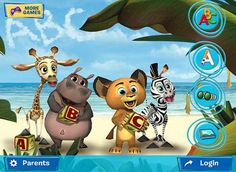 Featured Free and Reduced Apps June including Spongebob, Reading Eggs, Madagascar & Dexteria Preschool Kids Games, Educational Games For Preschoolers, Fun Educational Games, Activities For Kids, Early Learning, Fun Learning, Reading Eggs, App Of The Day, Online Games For Kids