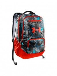64534d683f6b Under Armour Hustle Backpack  backtoschool  hibbett  backpack Boys Backpacks