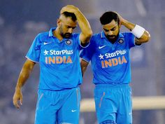 Kohli, Dhoni Praise Each Other After Scripting Win