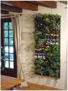 Fotos en InfoJardin - Wallnatura jardin vertical interior