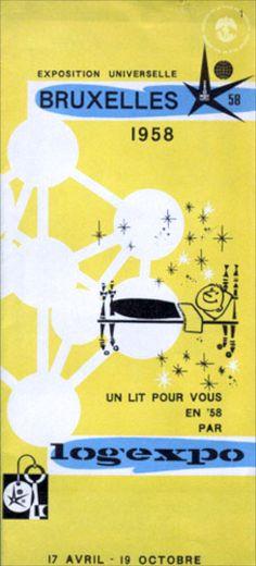 #atomium #expo58 #worldexhibition #worldfair #bruxelles #brussels #brussel #1958 #atomicage #expouniverselle #wereldtentoonstelling
