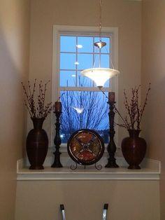 30 trendy kitchen window ledge ceilings – Best Home Plants High Shelf Decorating, Plant Ledge Decorating, Foyer Decorating, Decorating Ideas, Decor Ideas, Above Door Decor, Window Ledge Decor, Entryway Decor, Windows Decor