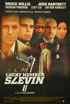 The Weinstein Company (presents) Ascendant Pictures (presents) FilmEngine VIP 4 Medienfonds (as VIP 4) Capitol Films (in association with) Complex, The Lucky Number Slevin Productions Inc. (uncredited) Mel's Cite du Cinema (sound stages)