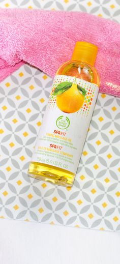 My Black Friday The Body Shop Haul with Spafit Massage oil & more