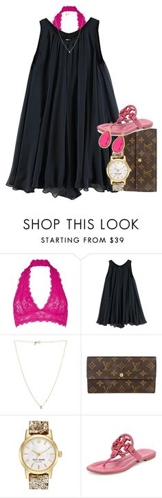 """PLL tonight!//////Emma"" by preppy-southern-gals ❤ liked on Polyvore featuring Free People, rag & bone, Sydney Evan, Louis Vuitton, Kate Spade and Tory Burch"