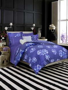 Teen Vogue Violet Night comforter set