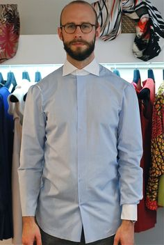 Satriano Cinque: bespoke shirt, Naples - Permanent Style