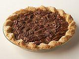 Chocolate Pecan Pie. everyone really liked it.