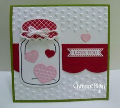 "HAPPY HEART CARDS: JAI #135 : A ""PERFECTLY PRESERVED"" COLOUR CHALLENGE"