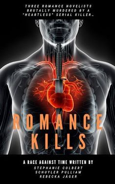 """Three romance novelists brutally murder by """"heartless"""" serial killer. Best Books To Read, Good Books, Best Short Stories, Michael Connelly, Thriller Books, Serial Killers, Satire, It Hurts, Fiction"""