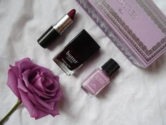 MAC 'russian red', BUTTER LONDON 'moss', CHANEL 'lilac sky' #fashion #fashionblogger #fblogger #beauty #beautyblogger #bblogger #blogger #blogpost #nail #nailpolish #lipstick #redlipstick #orchid #violet