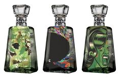 alcohol packaging design - Google Search