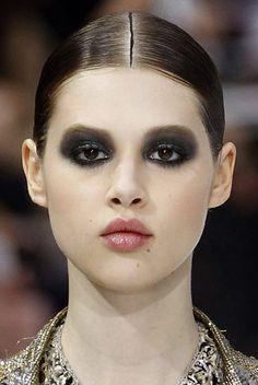 Chanel Runway - Makeup Inspiration (via NYMag.com)