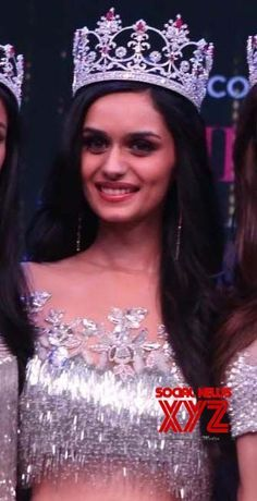 India's Manushi Chillar wins Miss World crown - Social News XYZ