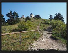 Mikulov, Svatý kopeček Czech Republic, Places Ive Been, Country Roads, Travel, Viajes, Destinations, Traveling, Trips, Bohemia